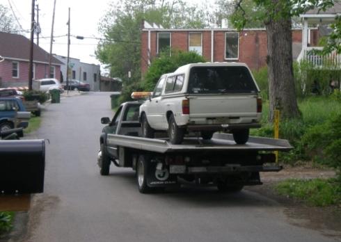 goodbye lil truck