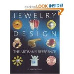 Jewelry Design the Artisans Reference Elizabeth Olver