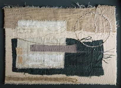 gizella k warburton textile